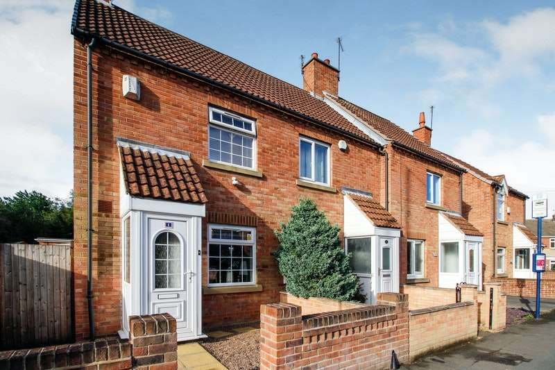 1 Bedroom Terraced House for sale in Kendal Road, Doncaster, South Yorkshire, DN5
