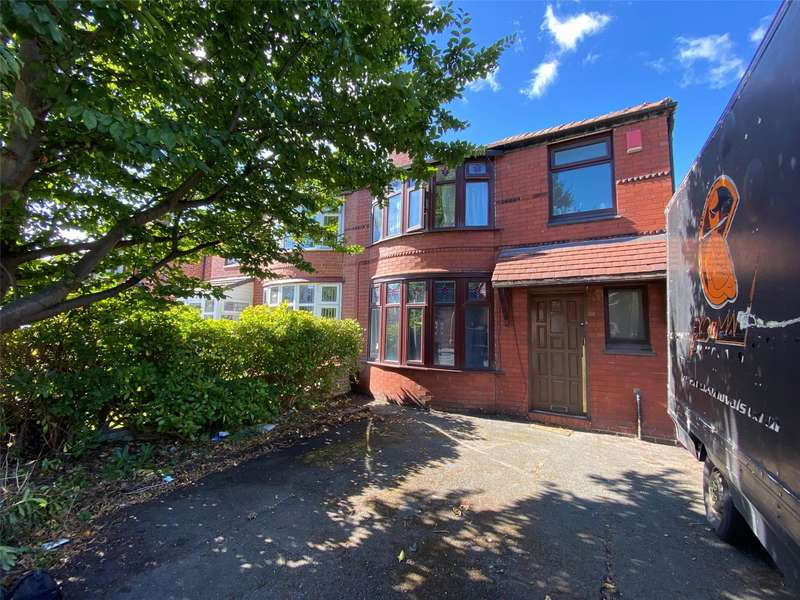 3 Bedrooms Semi Detached House for sale in Parrs Wood Road, Withington, Manchester, M20