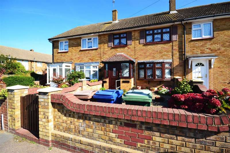 2 Bedrooms Terraced House for sale in Tasker Road, Chadwell St.Mary