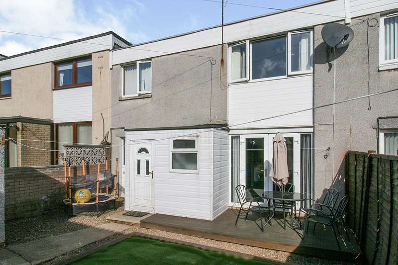 3 Bedrooms House for sale in Lothian Court, Glenrothes, KY6