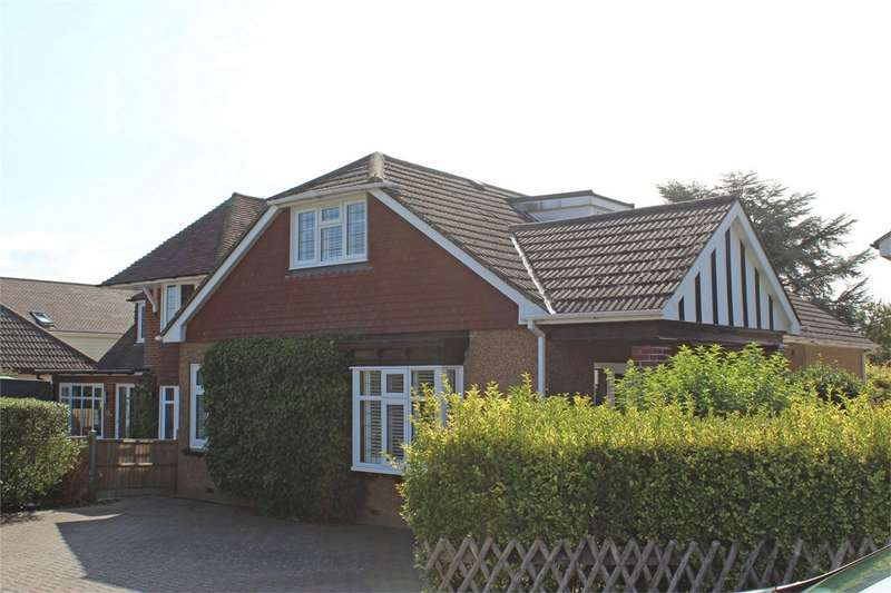 4 Bedrooms Detached House for sale in Swain Road, Wigmore, Gillingham, Kent