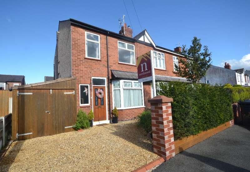 3 Bedrooms Semi Detached House for sale in Holme Terrace, Swinley, Wigan, WN1 2HF