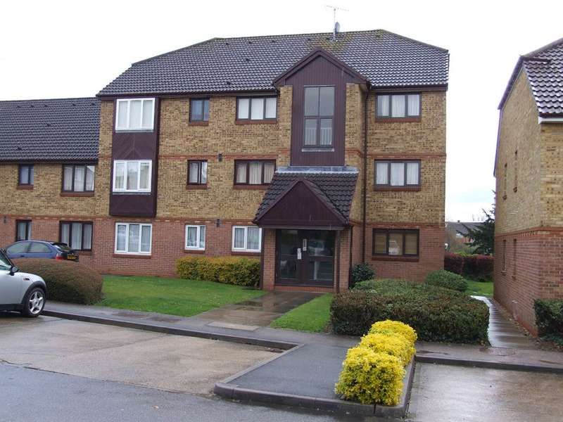 1 Bedroom Flat for rent in Hunters Gate, Watford, WD25