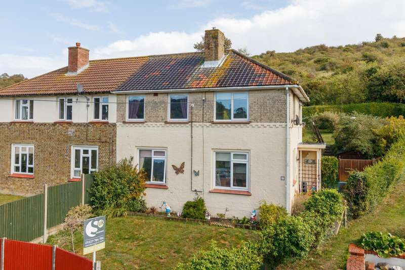 3 Bedrooms Semi Detached House for sale in Milton Close, Dover, CT16