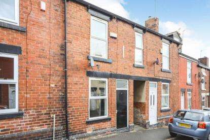 3 Bedrooms Terraced House for sale in Toyne Street, Sheffield, South Yorkshire