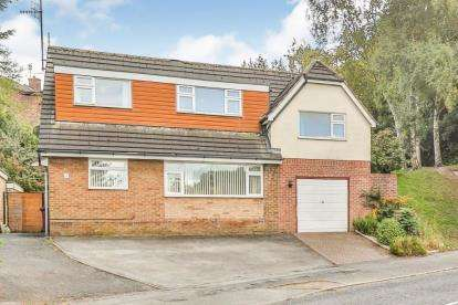 4 Bedrooms Detached House for sale in Gosforth Drive, Dronfield, Derbyshire