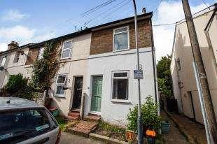 2 Bedrooms End Of Terrace House for sale in Stanley Road, Tunbridge Wells, Kent, .