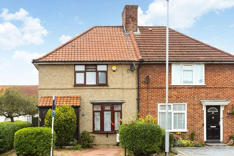 3 Bedrooms Semi Detached House for sale in Hunters Hall Road, Dagenham, RM10