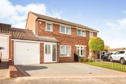 3 Bedrooms Semi Detached House for sale in Melbourn, Royston, Cambridgeshire