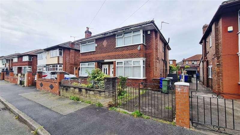 3 Bedrooms Semi Detached House for sale in Buxton Lane, Droylsden, Manchester