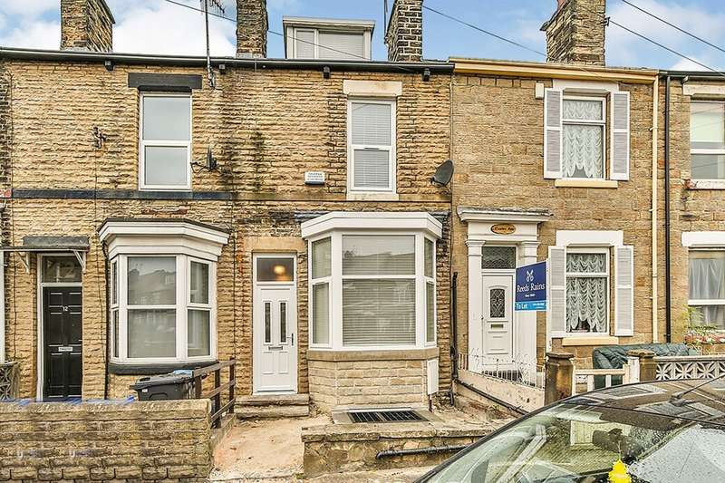 6 Bedrooms Terraced House for rent in Stafford Road, Sheffield, S2