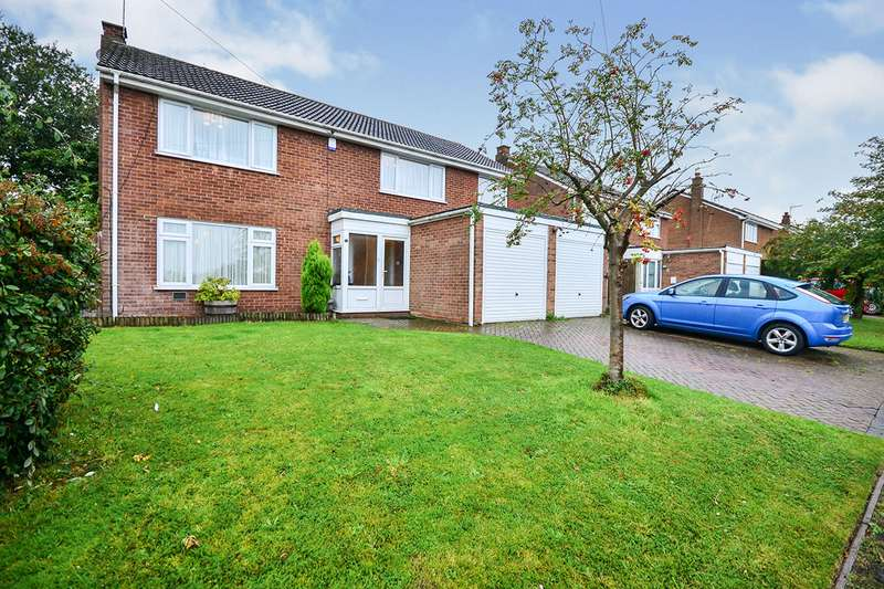 6 Bedrooms Detached House for sale in Southgate Road, Warsop, Mansfield, Nottinghamshire, NG20