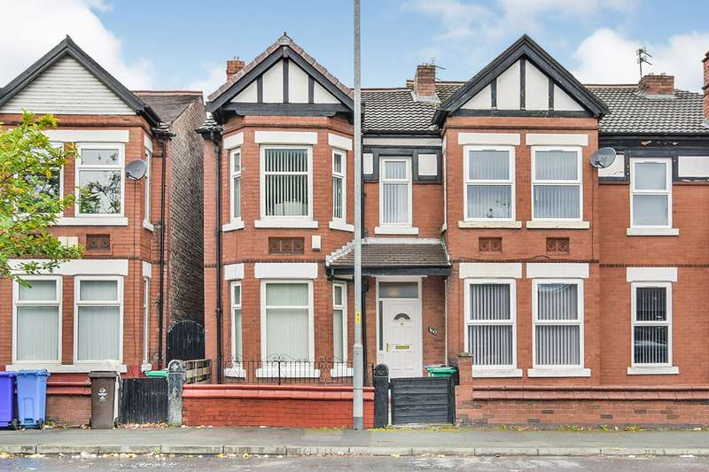 3 Bedrooms Semi Detached House for sale in Slade Lane, Manchester, Greater Manchester, M19