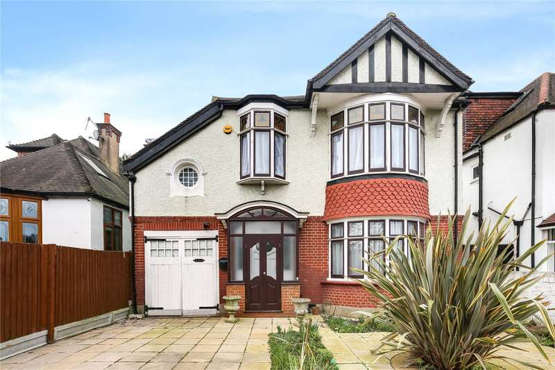 4 Bedrooms Detached House for rent in Whipps Cross Road, London, E11