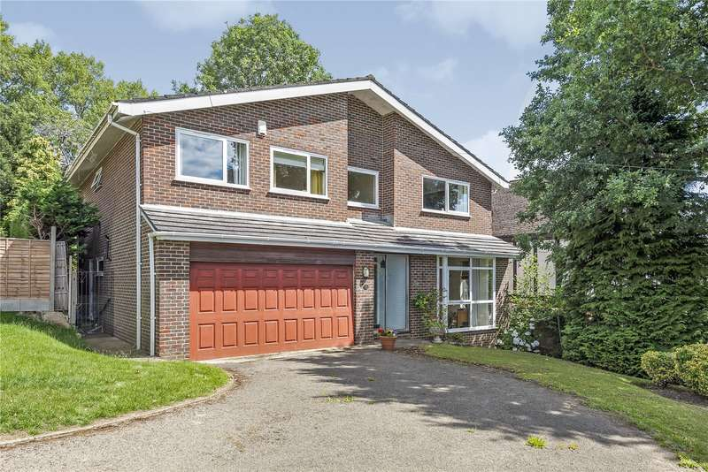 6 Bedrooms Detached House for sale in Green Lane, Oxhey Hall, Watford, WD19