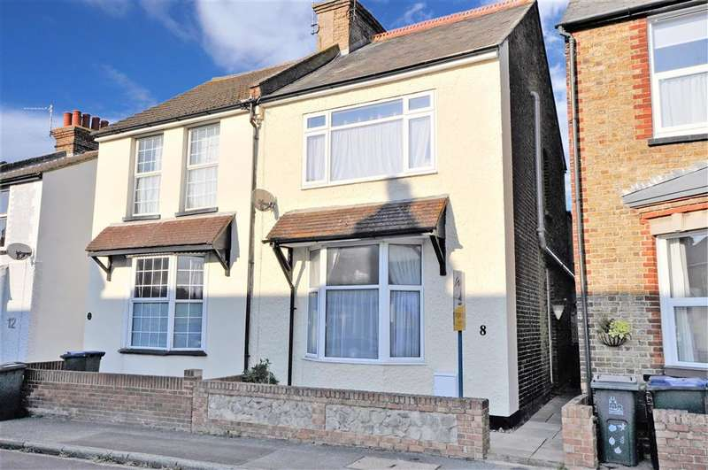 3 Bedrooms Semi Detached House for sale in Cobblers Bridge Road, , Herne Bay, Kent