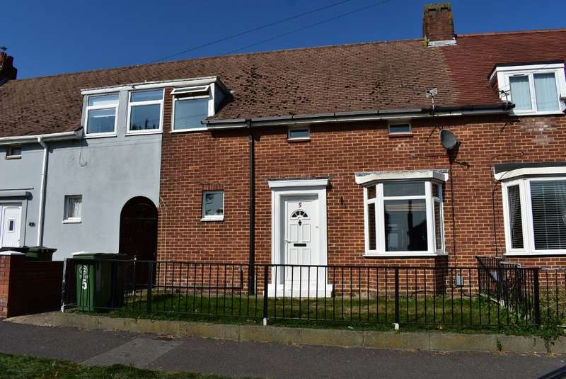 2 Bedrooms Terraced House for sale in Peterborough Road, Paulsgrove, Portsmouth, PO6 3LB