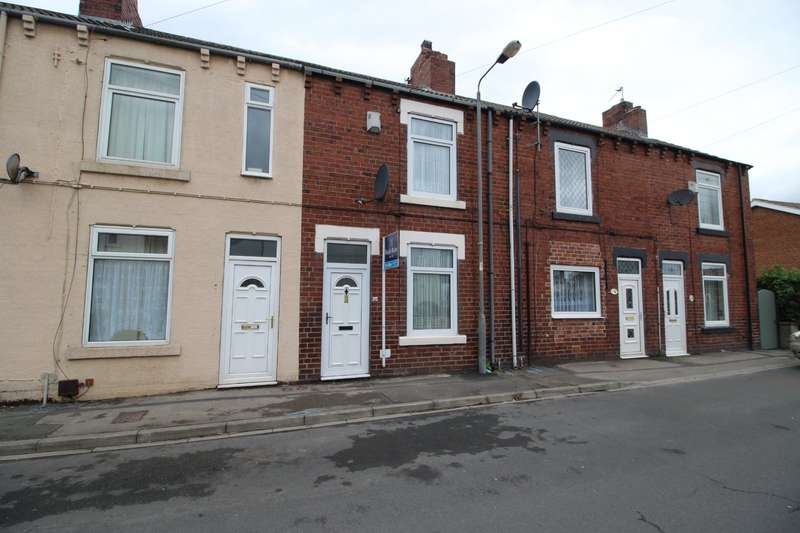 2 Bedrooms House for sale in Rhyl Street, Featherstone, Pontefract, West Yorkshire, WF7