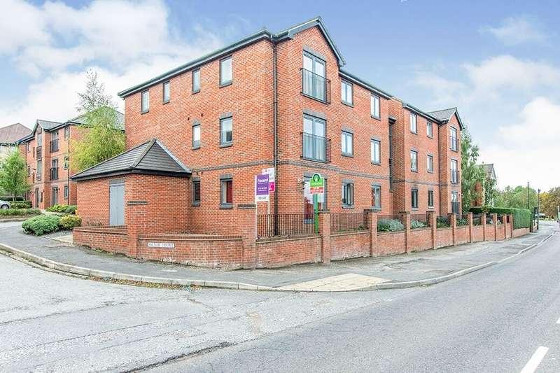 2 Bedrooms Flat for rent in Kilner Court, Denaby Main, Doncaster, DN12