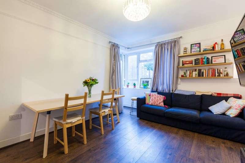 3 Bedrooms Flat for sale in Teale Street, London Fields, E2
