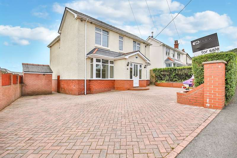 5 Bedrooms Detached House for sale in Cwrdy Road, Griffithstown, Pontypool