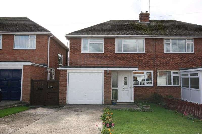 3 Bedrooms Property for sale in Jenner Close, Hucclecote, Gloucester