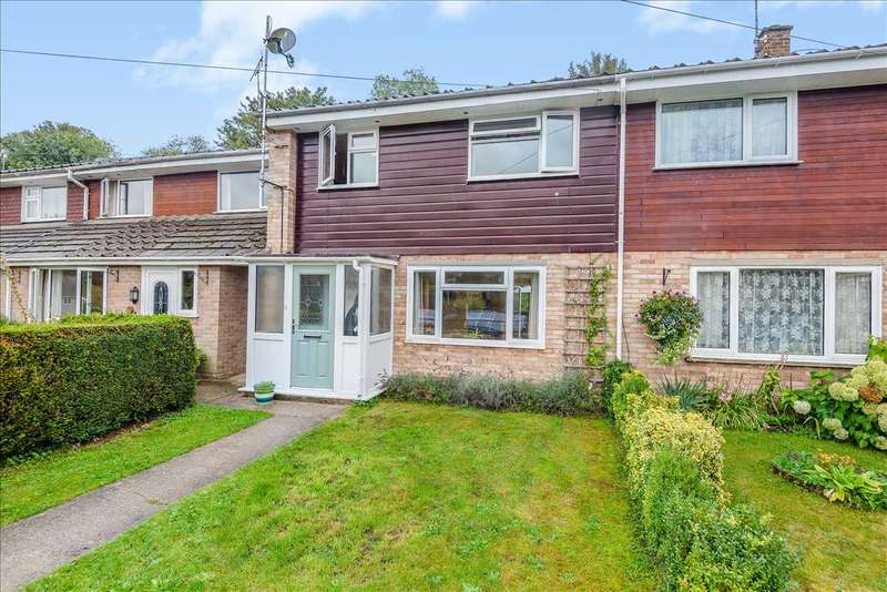 3 Bedrooms Terraced House for sale in The Crescent, Hurstbourne Tarrant, Andover