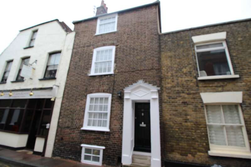 3 Bedrooms House for sale in Middle Street, Deal, Kent, CT14