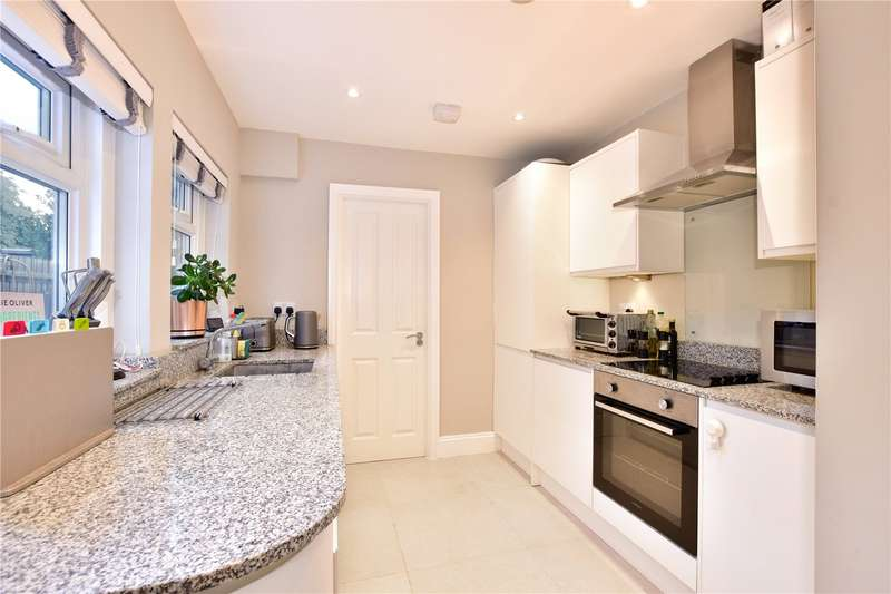 2 Bedrooms End Of Terrace House for sale in Nascot Street, Watford, Hertfordshire, WD17