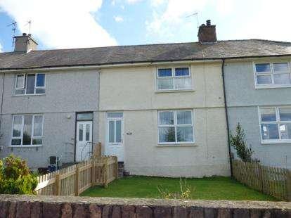 2 Bedrooms Terraced House for sale in Salem Street, Bryngwran, Holyhead, Sir Ynys Mon, LL65