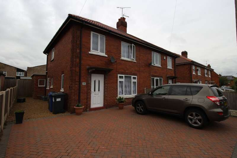 3 Bedrooms Semi Detached House for sale in Ballam Avenue, Scawthorpe, DN5