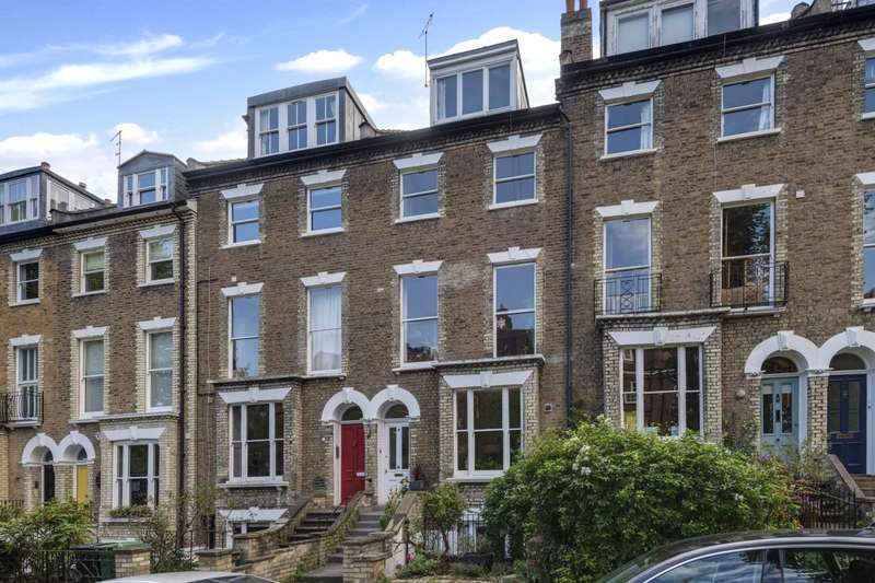 5 Bedrooms Terraced House for sale in Christchurch Hill, Hampstead Village, London, NW3