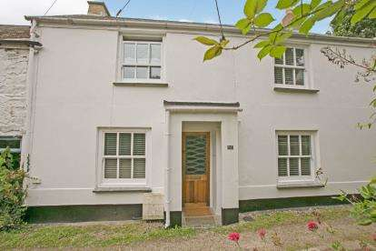4 Bedrooms Semi Detached House for sale in Newlyn, Penzance, Cornwall