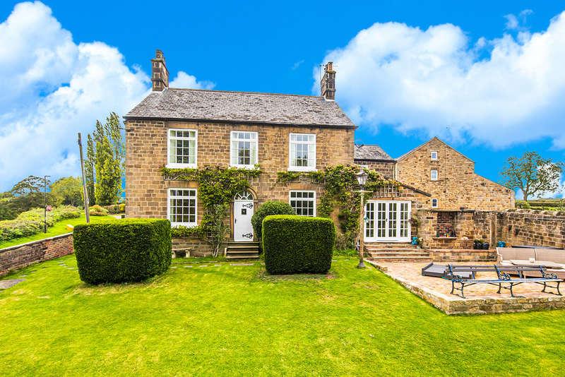 5 Bedrooms Detached House for sale in Commonside House, Ridgeway Moor, Ridgeway