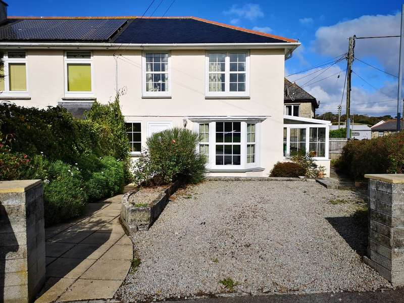 3 Bedrooms End Of Terrace House for sale in Parc Letta, Heamoor, Penzance
