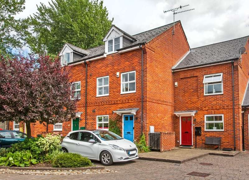 4 Bedrooms Town House for sale in Merchants Place, Upper Brook Street, Winchester, SO23