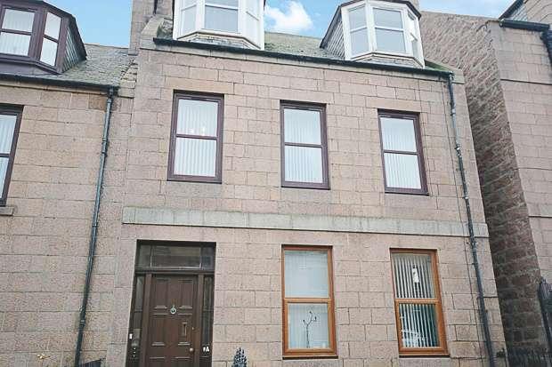 Flat for sale in Queen St, Peterhead, Aberdeenshire, AB42 1TU