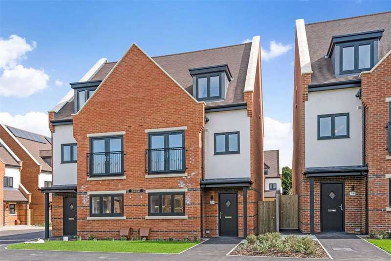 4 Bedrooms Semi Detached House for sale in Albertine Grove, West Wickham