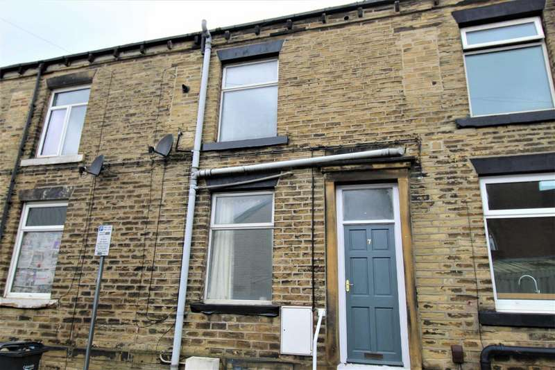 1 Bedroom Terraced House for rent in George Street, Brighouse