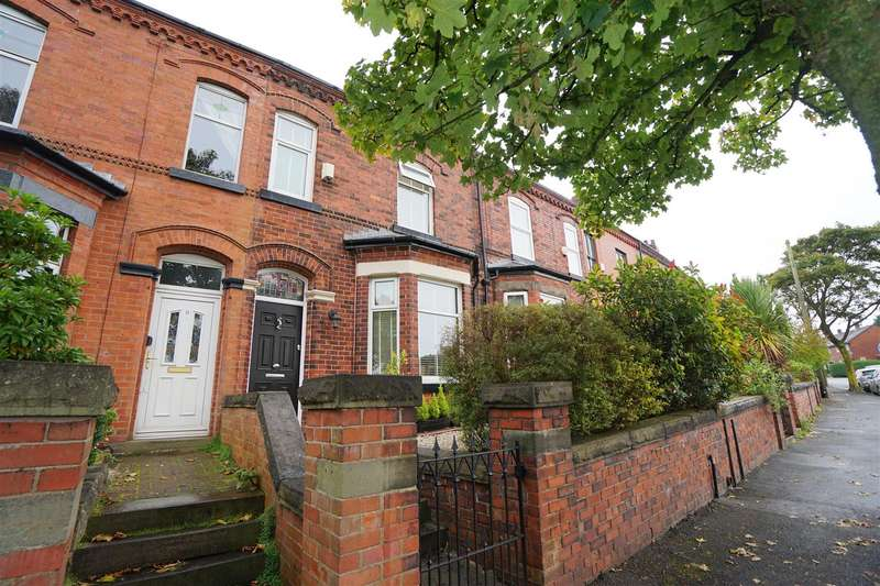 3 Bedrooms Terraced House for sale in Victoria Road, Horwich, Bolton