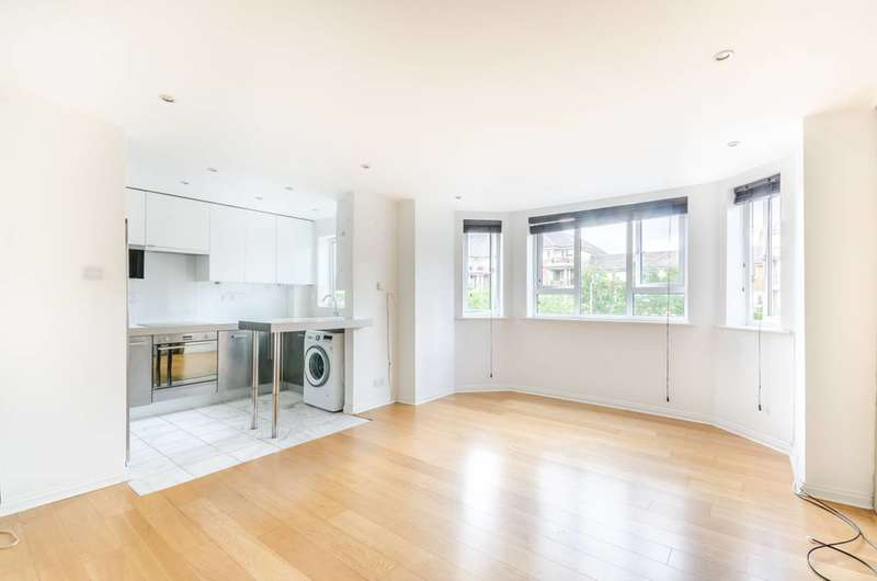 2 Bedrooms Flat for rent in St James's Drive, Wandsworth Common, SW12