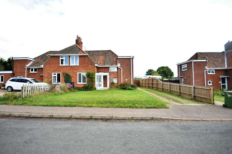 3 Bedrooms Semi Detached House for sale in Harts Lane, Bawburgh, NR9