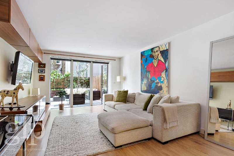 1 Bedroom Flat for sale in Dufour`s Place, Soho, W1F