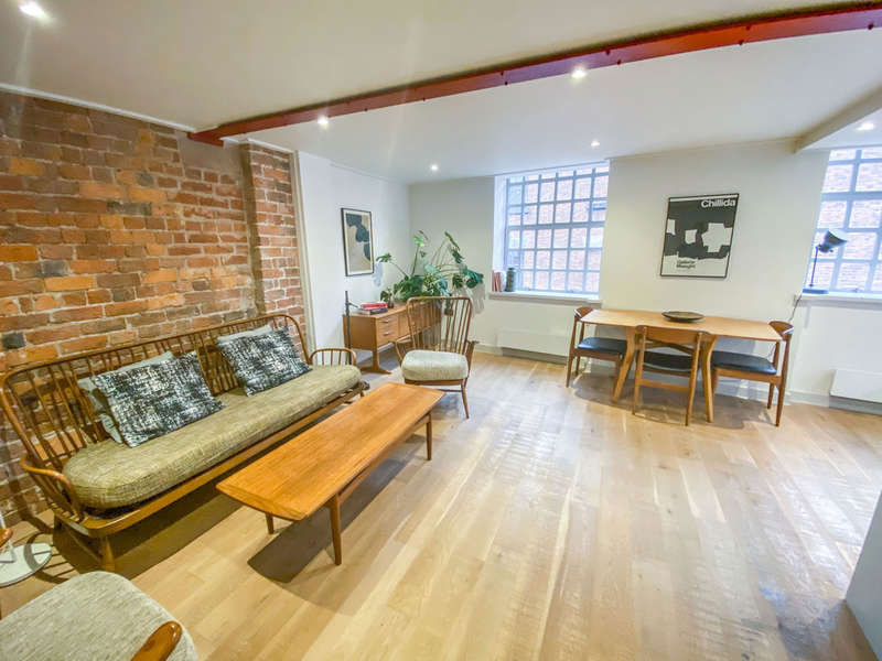 2 Bedrooms Flat for sale in Murray Mills, Bengal Street, Ancoats