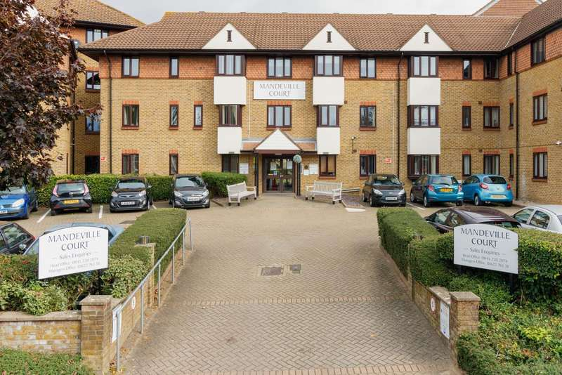 1 Bedroom Flat for rent in Mandeville Court, Union Street, Maidstone, ME14