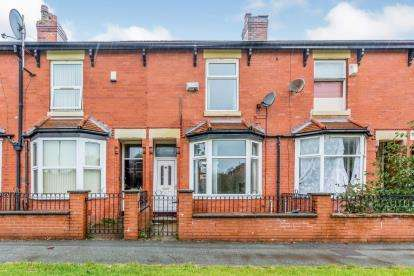 3 Bedrooms Terraced House for sale in Glencastle Road, Gorton, Manchester, Greater Manchester