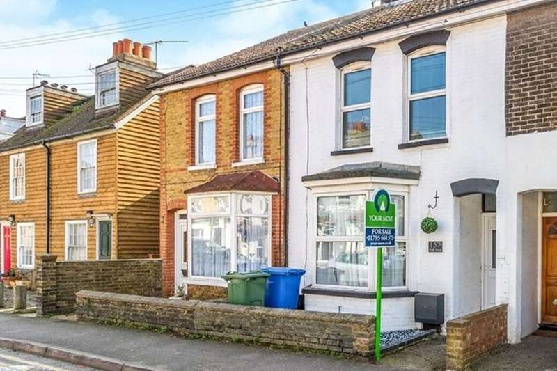 2 Bedrooms Property for sale in High Street, Queenborough, ME11