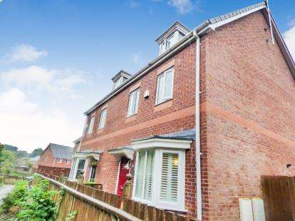4 Bedrooms Semi Detached House for sale in Valley Court, Tottington, Bury, Greater Manchester, BL8