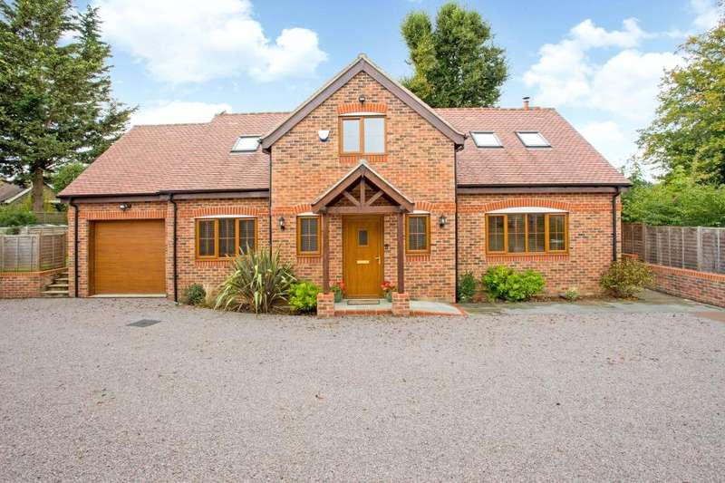 4 Bedrooms Property for sale in Chapel Lane, Ashford Hill, Hampshire