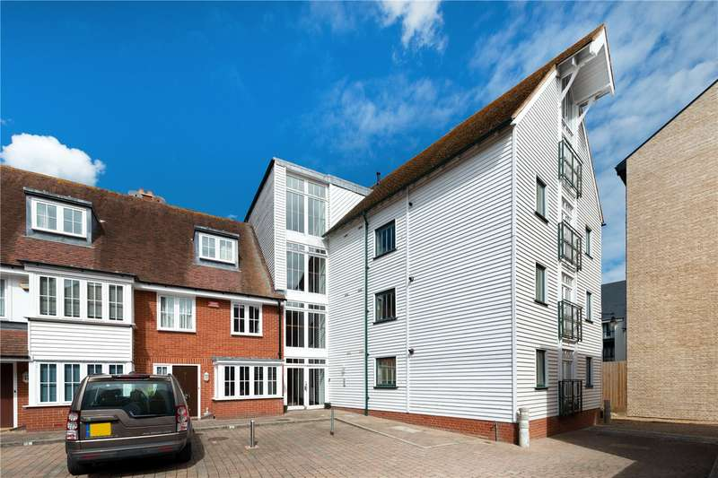 2 Bedrooms Flat for sale in Lavender Mews, Church Lane, Canterbury, CT1